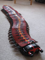 Lego Arthropleura Armata by Stevolteon