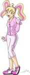 Original Character: Latu by LeafFox