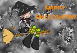 Happy Halloween by LeafFox