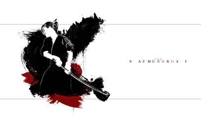 The Samurai by glitchu1