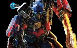 Optimus Prime [render] by gabber1991md