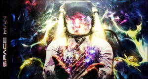 Space man by gabber1991md