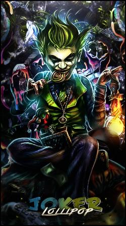 Joker_Lollipop by gabber1991md