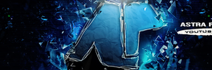 [YT banner] for Astra Productions by gabber1991md