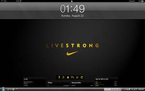 August 2010 Desktop by unrealfate