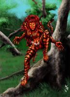 Tigra by quibly