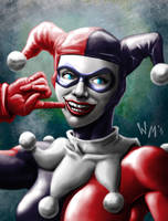 Harley Portrait by quibly