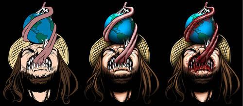 Bray Wyatt - World Eater by quibly