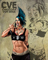 Christina Von Eerie by quibly