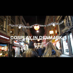 Cosplay in Denmark video by Cosplay-in-America