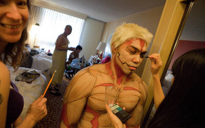 Andrew (Vallejo, CA) by Cosplay-in-America