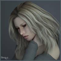 Octane portrait 2 by SenZzo-art