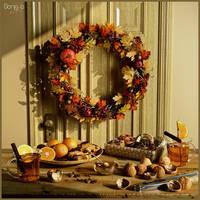 Autumn III by SenZzo-art