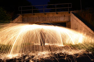 Sparks Experiment 002 by MichaelGBrown