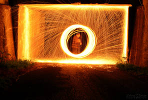 Sparks Experiment 010 by MichaelGBrown