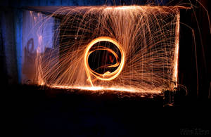 Sparks Experiment 009 by MichaelGBrown