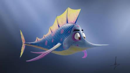 Sailfish by hellscream21