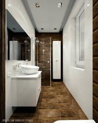 Bathroom Blender and Octane Render 01 by str9led