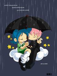 Umbrella by runeechan