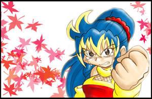 +Fighter+ by runeechan