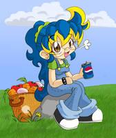 Always Pepsi Cola by runeechan