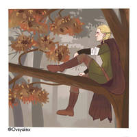 Legolas by alex5228