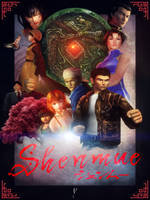Shenmue Poster 3 by RikenProductions
