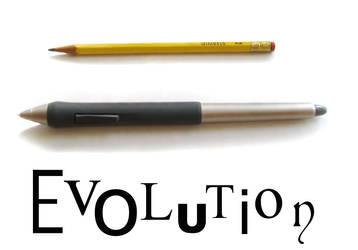 Evolution by Andimia