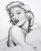 Marilyn by KW-Scott