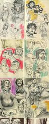 doodles 13 by KarlaDiazC