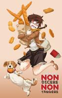 NON-NON Promo 1 by KarlaDiazC