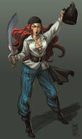 Pirate color 03 by KarlaDiazC