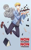 NON-NON Promo 2 by KarlaDiazC