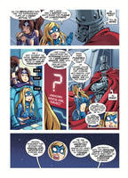 EMPOWERED and The SOLDIER OF LOVE 02 Page 03 by KarlaDiazC
