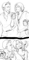 DA: warden fun times by ramhay