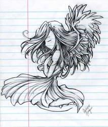 Angel by ramhay