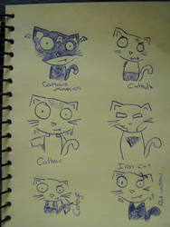 Catvengers by aNd891