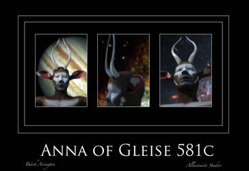 Anna of Gliese 581c by Butch007