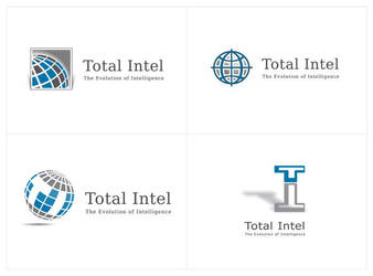 Logo for Total Intel by chemist710