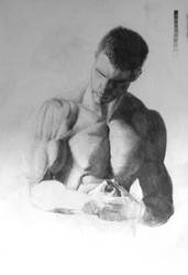 Form Study in Graphite by LovinFineArtistry
