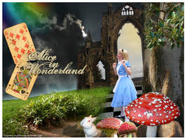 Alice In Wonderland by koukla-loves