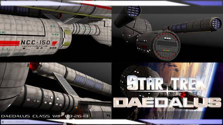Daedalus Class WIP 09-26-13 by JamieTakahashi