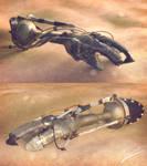 Furiosa Arm by brinx-II