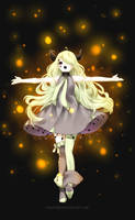 [CM] Ame Darkest lights by Honey4869