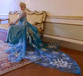 Elsa by white-dragon-freya