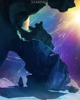 Starfall by Ellysiumn