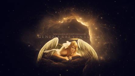 Nebula angel by Ellysiumn