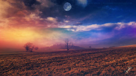 Fields of Hope by Ellysiumn