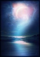 Blue mystics by Ellysiumn