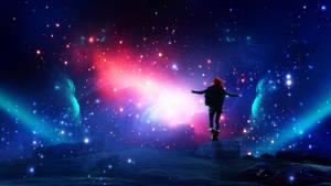Cosmic Opening by Ellysiumn